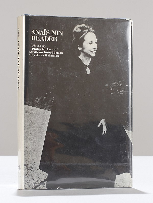 Anais Nin Reader signed 1st edition.