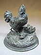 Alphonse Alexandre ARSON (1822-1882) bronze statue