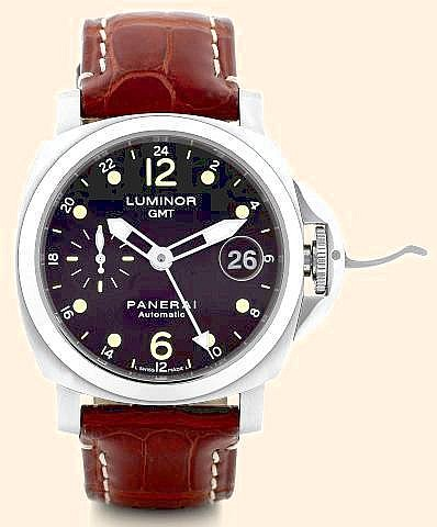 Luminor GMT' Officine Panerai, Firenze 1860,