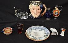 Dealers' Lot of Porcelain Smalls