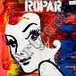 DENNIS ROPAR (1971 - ), Original Acrylic Painting on Canvas, Title:  Redhead, Signed Upper Right