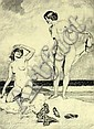 NORMAN LINDSAY (1879 - 1969), Vintage Lithographic Print