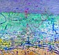 JOHN OLSEN (1928 - ), Limited Edition Lithograph, 2011, Title: Bondi - The Rose Fingered Dawn, Signed Lower Right, Dated Lower Right, Titled Lower Centre, Editioned Lower Left: 1/65, Provenance: Insurance Claim, Under Instructions from the Loss