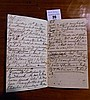 A Handwritten Daily Journal From Pollacton House,