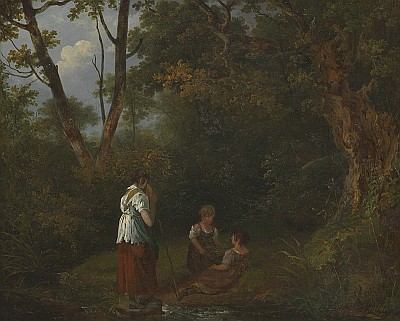 Attr: George Morland (British, 1763-1804)