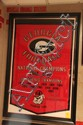 Herschel Walker Signed Banner - National Champs