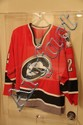 Georgia Hockey Jersey Game Worn