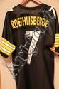 Ben Roethlisberger Jersey Game Worn.   Signed. w./COA