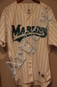 Jeff Conine- Marlins Jersey.  w/COA