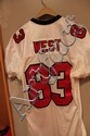 #83 Falcons Jersey - Player West