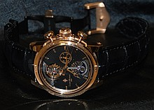 Louis Moinet; Limited Edition of twelve (12)