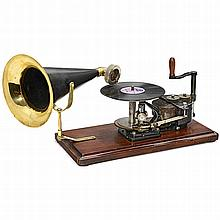 Early Horn Gramophone