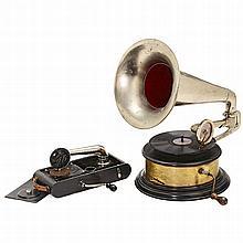 2 Gramophones, c. 1930