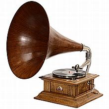 Victor HMV Model 5 Horn Gramophone, 1920