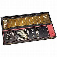 Art-Nouveau Calculating Machine