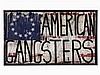 Greg Haberny (born 1970), Acrylic, 'American Gangsters', 2011