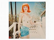 Stefanie Schneider (b. 1968), 'White Trash Beautiful', 1999