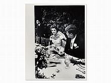 Lisa Larsen (1925-1959), Jackie & JFK, The Wedding Banquet,1953