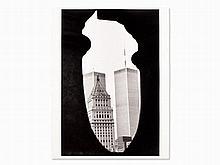 Josef Polleross, 'World Trade Center', Signed, NYC, 1980s