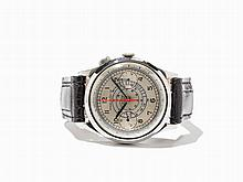Tissot/Omega Single Button Chronograph, Switzerland, C. 1955
