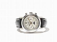Breitling Full Calendar Chronograph With Moon Phase, C. 1990