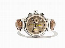 Louis Vuitton Tambour Chronograph, Ref. Q1122, Around 2009