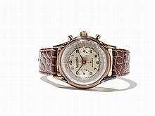 Eberhard Index Mobile Rattrapante Chronograph, Switzerland 1950