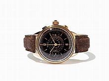 Eberhard Oversize Rattrapante Chronograph, Around 1960