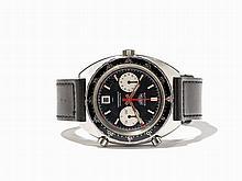 Heuer Autavia Chronograph, Ref. 1163, Switzerland, Around 1970
