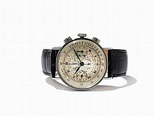 Early Tissot Chronograph, Switzerland, Around 1940