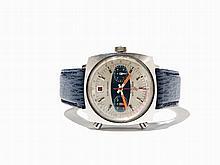 Breitling Chrono-Matic Chronograph, Switzerland, Around 1975