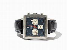Heuer Monaco Chronograph, Ref. 73633, Switzerland, Around 1975