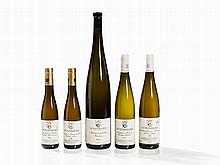 5 Bottles of Dönnhoff Riesling from 2002, 2006 and 2009
