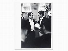John Loengard (b. 1934), JFK And Nelson Rockefeller, USA, 1959