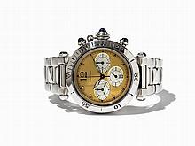 Cartier Pasha Chronograph, Switzerland, Around 2000