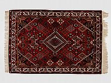 Mey-mey carpet with a middle medallion, 200.000 knots/m2