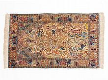 Colourful Egyptian Prayer Rug, Egypt, around 2008