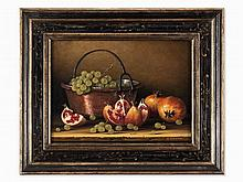 Raphael Trezzini, Still Life With Pomegranate, c. 1990