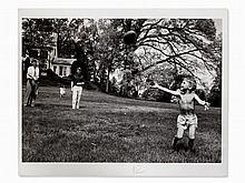 Paul Schutzer, John Fitzgerald & Bobby Kennedy, 1957