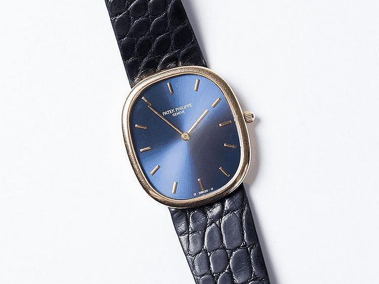 Patek Philippe 18 carat Gold men's wristwatch