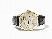 A. Lange & Söhne Lange 1 Wristwatch, Switzerland, Around 2000