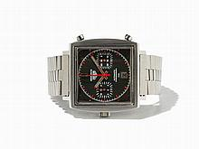 HEUER Monaco Steve Mcqueen, Ref. 1133, Switzerland, Around 1975