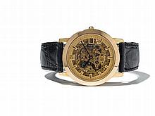 Eterna Eternamatic Skeleton Wristwatch, Collection 1856