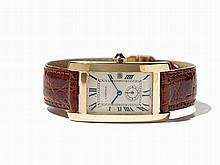 Cartier Tank Wristwatch, Switzerland, Around 2000
