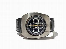 Edox Koenigsegg Chronometer Chronograph, Around 2000