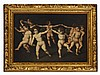 School of Emilia, Putti Dancing, Italy, 17th Century