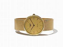 Longines Gold Wristwatch, Switzerland, Around 1990