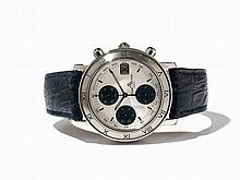 Baume & Mercier Chronograph, Switzerland, Around 2005
