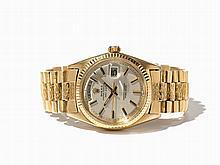 Rolex Day-Date Chronometer, Ref. 1803, Switzerland, C. 1970