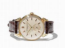 Vacheron Constantin Wristwatch, Switzerland, Around 1955